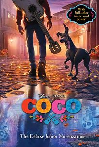 Coco Deluxe Hardcover Junior Novelization Disney/Pixar Coco