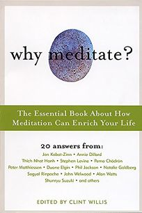 Why Meditate?: The Essential Book about How Meditation Can Enrich Your Life