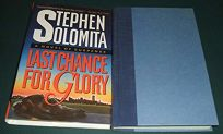 Last Chance for Glory: A Novel of Suspense