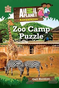 Zoo Camp Puzzle Animal Planet Adventure Chapter Book #4