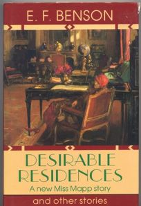 Fiction Book Review Desirable Residences And Other border=