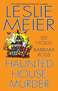Mystery/Thriller Book Review: Haunted House Murder by Leslie