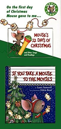 If You Take a Mouse to the Movies Book and Tape [With Cassette]