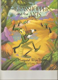 Walt Disneys: The Grasshopper and the Ants