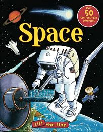 Space Lift-the-Flap
