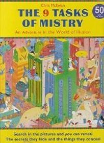 The 9 Tasks of Mistry: An Adventure in the World of Illusion