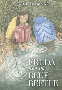 Freda and the Blue Beetle