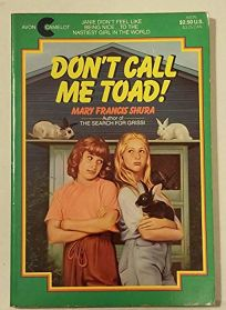 Dont Call Me Toad!