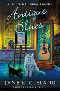 Antique Blues: A Josie Prescott Antiques Mystery
