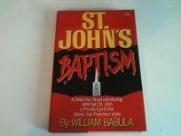 St. Johns Baptism: A Detective Novel