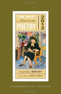 The Best American Poetry 2012