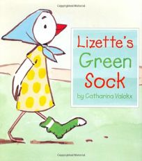 Lizettes Green Sock