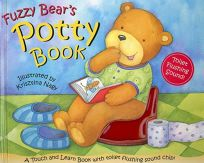 Fuzzy Bears Potty Book