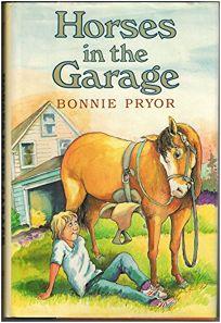 Horses in the Garage