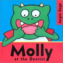 Molly at the Dentist