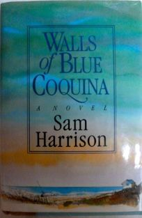 Walls of Blue Coquina