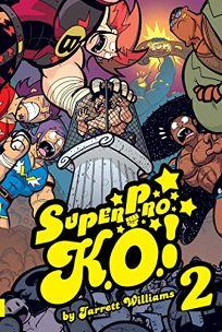 Super Pro K.O.! Volume 2: Chaos in the Cage!
