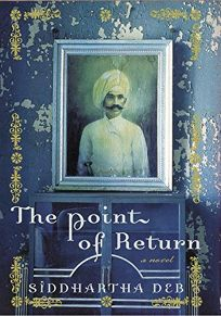 THE POINT OF RETURN