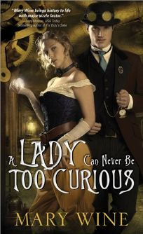 A Lady Can Never Be Too Curious