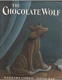 Chocolate Wolf