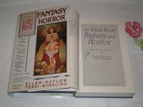 Years Best Fantasy and Horror