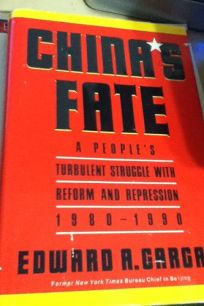 Chinas Fate