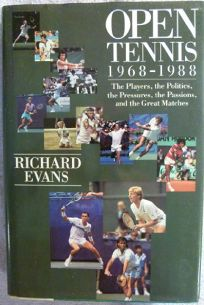 Open Tennis: 1968-1988: The Players