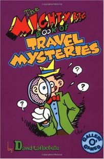 Mighty Big Book of Travel Mysteries