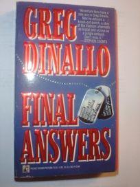 Final Answers: Final Answers