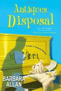 Antiques Disposal: A Trash 'n' Treasures Mystery