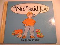 No! Said Joe