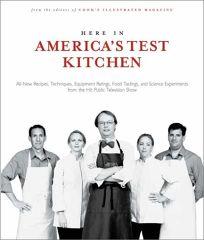 HERE IN AMERICAS TEST KITCHEN