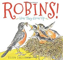 Robins! How They Grow Up