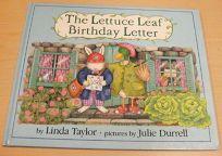 The Lettuce Leaf Birthday Letter