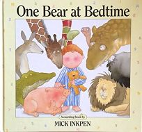 One Bear at Bedtime: A Counting Book