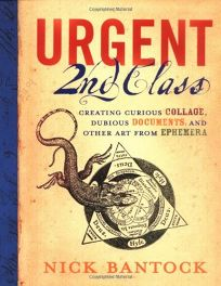 URGENT 2ND CLASS: Creating Curious Collage