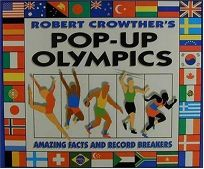 Robert Crowthers Pop-Up Olympics: Amazing Facts and Record Breakers