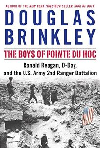 The Boys of Pointe Du Hoc: Ronald Reagan