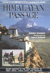 Himalayan Passage: Seven Months in the High Country of Tibet