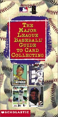 Major League Baseball Card Collectorss Kit [With Book and Baseball Cards]