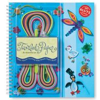 Twirled Paper: Make Almost Anything with Simple Paper Strips [With Book]
