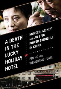 A Death in the Lucky Holiday Hotel: Murder