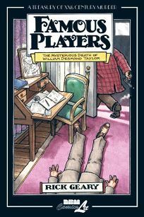 A Treasury of XXth Century Murder: Famous Players: The Mysterious Death of William Desmond Taylor