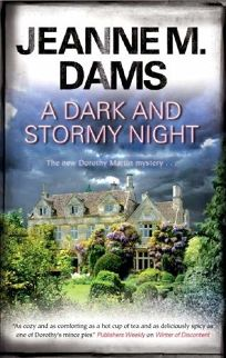 A Dark and Stormy Night: A Dorothy Martin Mystery