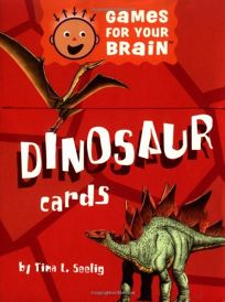 Games for Your Brain: Dinosaur Cards