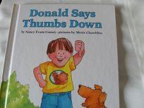 Donald Says Thumbs