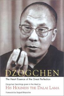 Religion Book Review Dzogchen The Heart Essence Of The border=