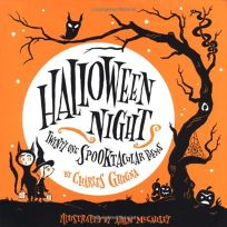 HALLOWEEN NIGHTS: Twenty-One Spooktacular Poems