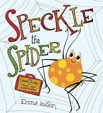 Speckle the Spider