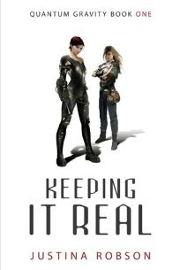 Keeping It Real: Quantum Gravity: Book One